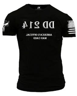 DD 214, Enlisted Ranks t-shirt, by the #1 seller of Grunt St
