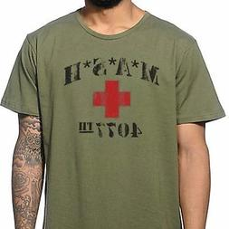 MASH 4077th tv Division Vintage Style Distressed citcom ARMY
