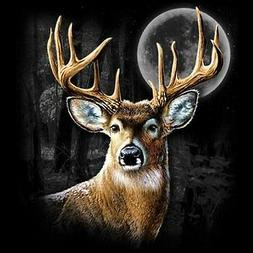 Whitetail Wilderness T Shirt Choose Style & Size Up to 4XL 1