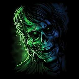 Zombie Closeup T Shirt Choose Style & Size Up to 4XL 10464